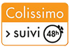 Logo Colissimo Suivi - France