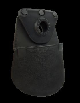 Système de fixation Paddle de marque Fobus pour tous les étuis ESP.