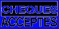 Logo Paiement Chèques